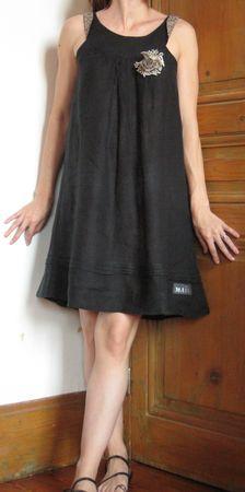C est non seulement joli (quand c est bien fait, hu hu huhuhu), mais cela  peut, au dernier moment, servir à raccourcir subtilement une robe jugée  trop ... 1feceb9bbf91