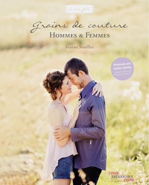 Couverture du livre Grains de couture Hommes & Femmes
