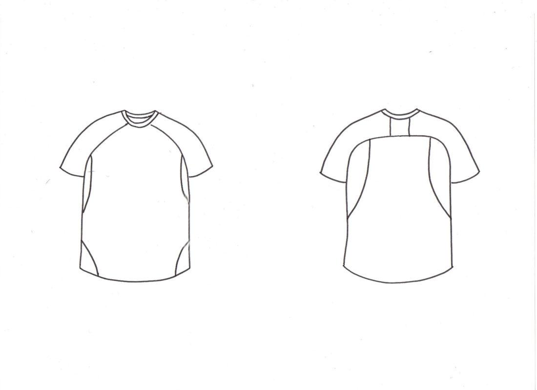 Extrem Ivanne.S | Patron de couture TOPAZE, tee-shirt et polo homme  JC76