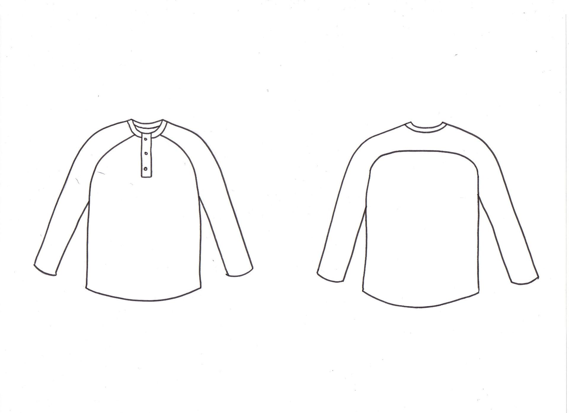 Favorit Ivanne.S | Patron de couture TOPAZE, tee-shirt et polo homme  RX38