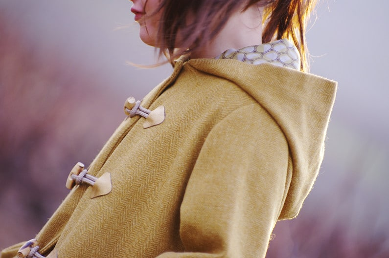 Ivanne.S   Comment coudre un manteau duffle coat pour enfant ?