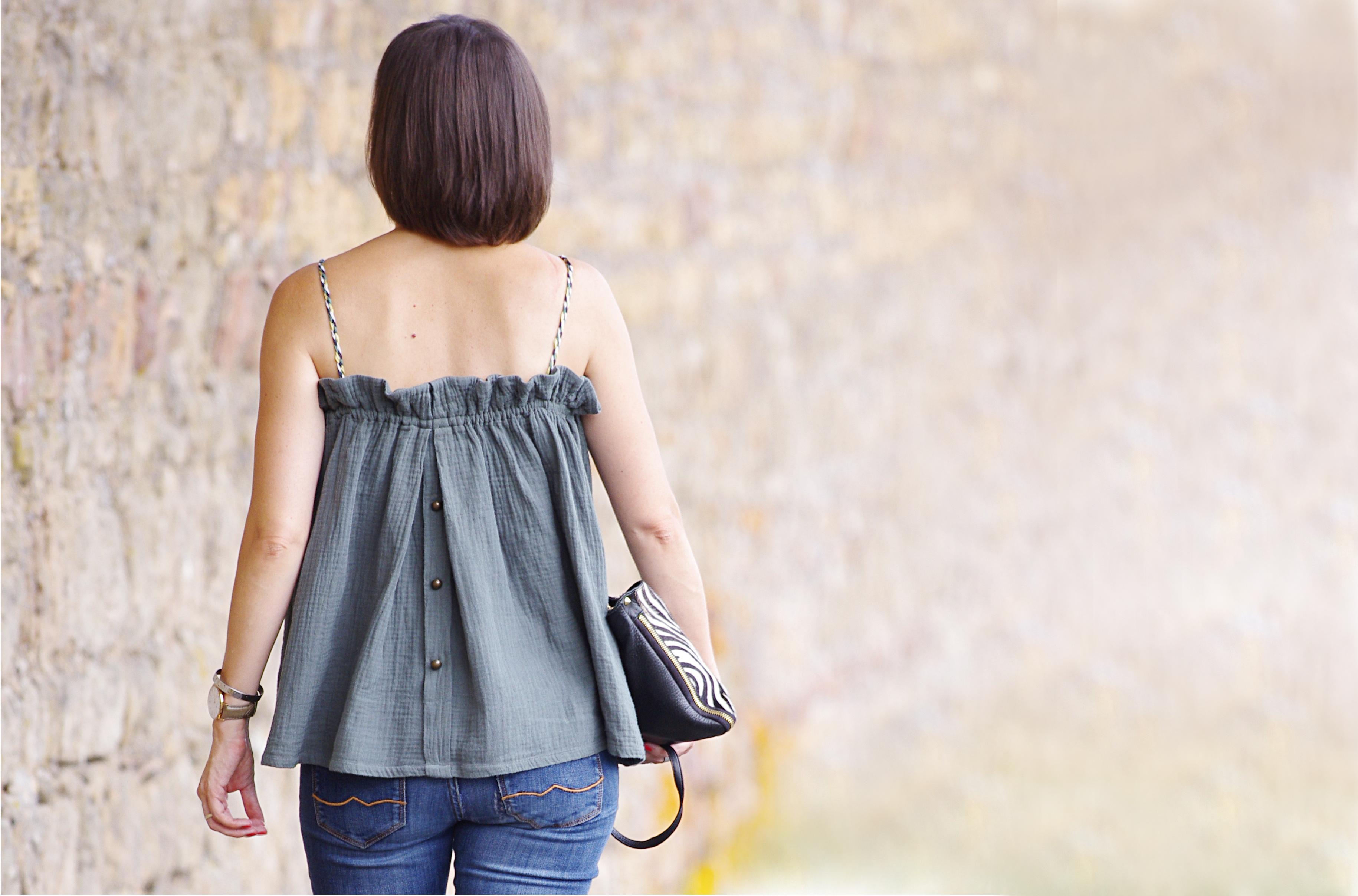 Nouveau Ivanne.S | KEEP COOL [Femme], le patron de couture pour très grand  BV73