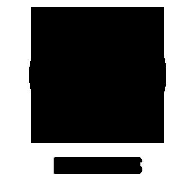 Le logo de la boutique pour la carte cadeau