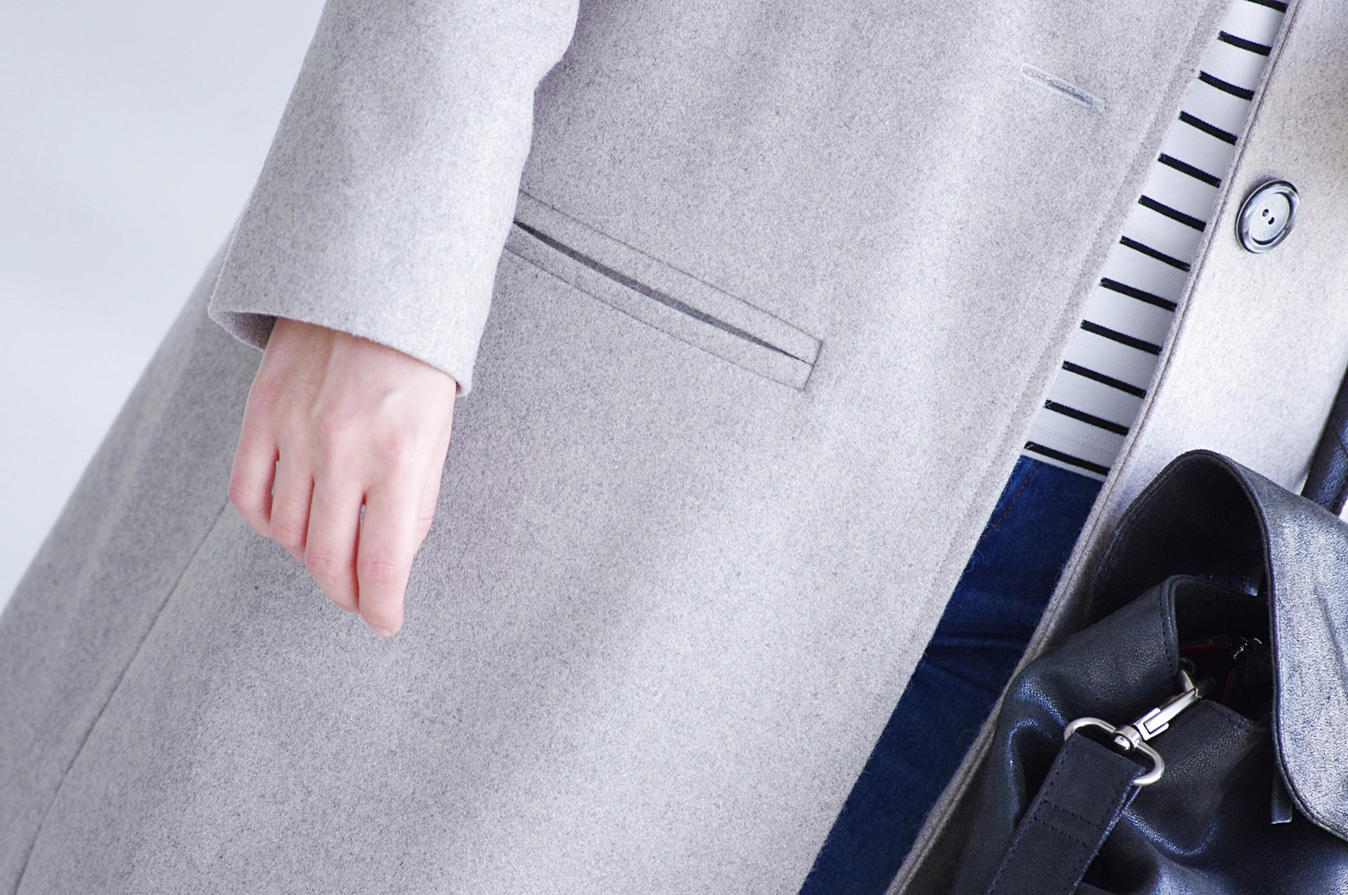 9a4bb84b7 Ivanne.S | Comment coudre un beau manteau pour femme avec un col ...